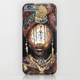Naturally Danielle Desiree iPhone Case