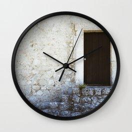 Mysterious Door Wall Clock