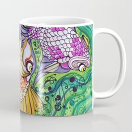 Three Little Fish Coffee Mug