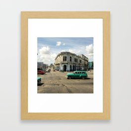 Havana, Cuba Framed Art Print