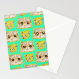 Cute cats Stationery Cards