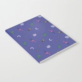 Summer Nights Notebook