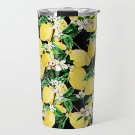 Lemons Travel Mug