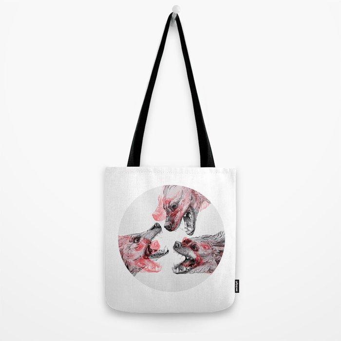 Pack Mentality Tote Bag