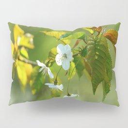 Delicate Spring Blossoms Pillow Sham