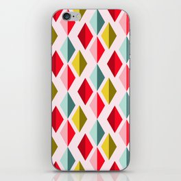 ABSTRACT GEOMETRIC XXI iPhone Skin