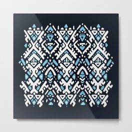 Aztec ornament Metal Print