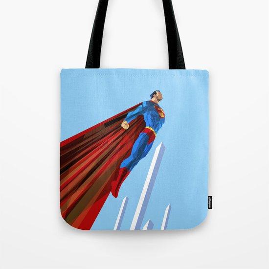 Man Up (blue steel variant) Tote Bag