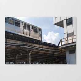 The L Canvas Print