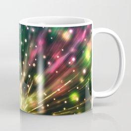 Brilliant Fireworks Coffee Mug