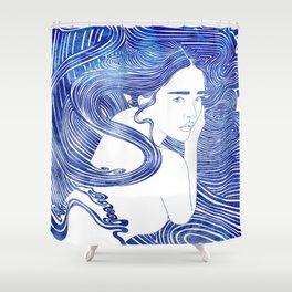 Maira Shower Curtain