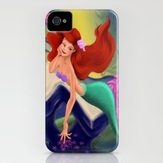 Little Mermaid So In Love  Slim Case iPhone (4, 4s)