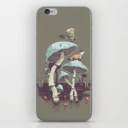 Elven Ranger iPhone Skin