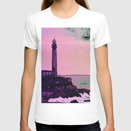 Golden Hours / Lighthouse Barlovento La Palma T-shirt