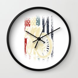 Individual Time Trails ITT Bike Racing Wall Clock