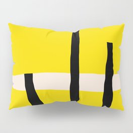 Yellow dream Pillow Sham