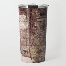 Church in ruins Travel Mug
