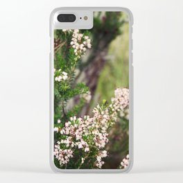 Nature's Fashion Week VII Clear iPhone Case