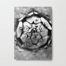 Artichoke Metal Print