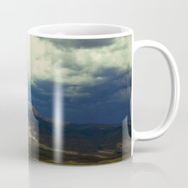 Storm Creeping into South Fork Coffee Mug