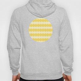 Four Shades of Yellow Circles Hoody