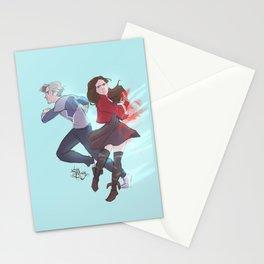 Fast & Wierd Stationery Cards