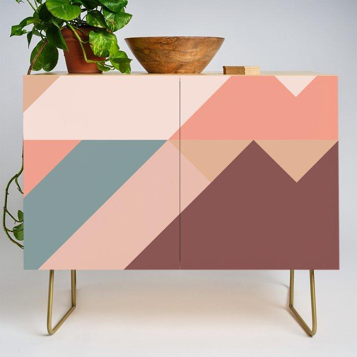 Geometric Mountains 01
