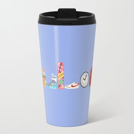 Back to the Future - Iconic Props Travel Mug