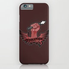Viva la resolution! iPhone 6s Slim Case