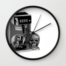 FILTERED Wall Clock
