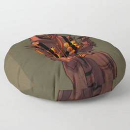 Scarecrow Floor Pillow