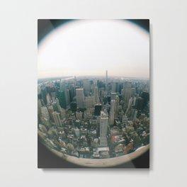 NYC Through a Lens Metal Print