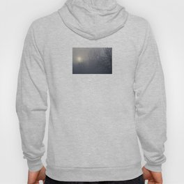 Foggy Morning by the River - The Peace Collection Hoody