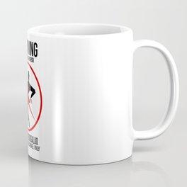 Electric Boogaloo Warning Coffee Mug