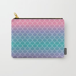 Pastel Mermaid Carry-All Pouch