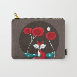 About a red fox Carry-All Pouch