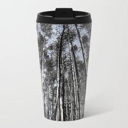 Tall Oaks Metal Travel Mug