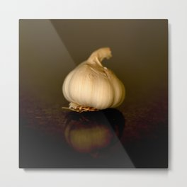 Loved Garlic  Metal Print