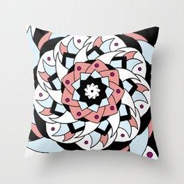 Pinwheel Throw Pillow