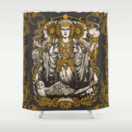 IBERIAN HECATE Shower Curtain