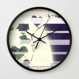 Through the Lines  Wall Clock