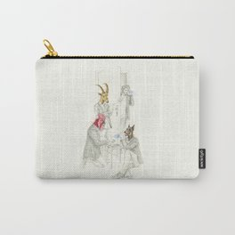 La identidad Carry-All Pouch