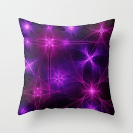 Conversations with Apparitions  Throw Pillow