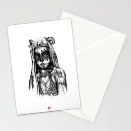 DEPARTURE LOUNGE no 2 Stationery Cards