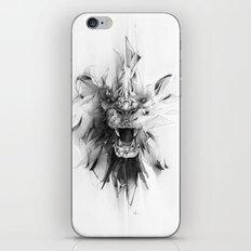 STONE LION iPhone & iPod Skin