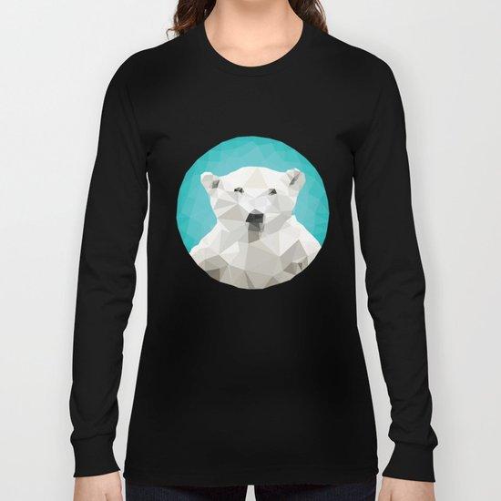 ♥ SAVE THE POLAR BEARS ♥ Long Sleeve T-shirt