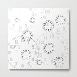 Time For Time  Metal Print