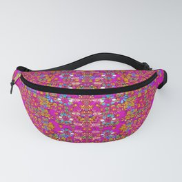lianas of excotic in florals decorative tropical paradise style Fanny Pack
