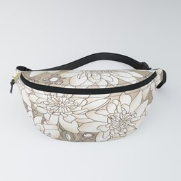 Waterlily Fanny Pack