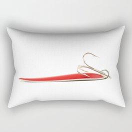 Fishing Tackle 6 Rectangular Pillow